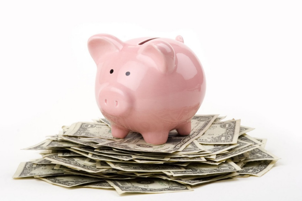 save money and set up own retirement plan