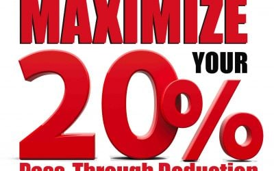 Maximizing Your 20% Deduction