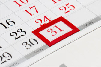 Month End – What to Do?
