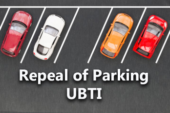 Repeal of Parking UBTI