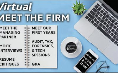 Meet The Firm Goes Virtual