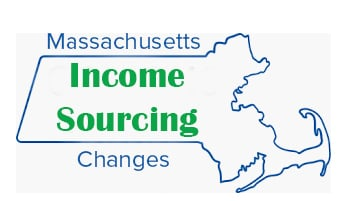 Massachusetts Sales Tax & Non-Resident Income Sourcing Changes